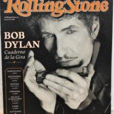Coleccionismo de Revistas y Periódicos: REVISTA ROLLING STONE - BOB DYLAN. Lote 171137567