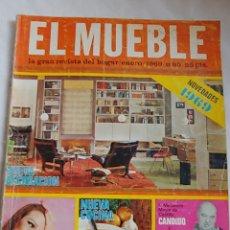 Coleccionismo de Revistas y Periódicos: 3 REVISTAS DECORACIÓN VINTAGE. Lote 171140074