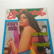 Coleccionismo de Revistas y Periódicos: REVISTA EL RUEDO, AMPARO MUÑOZ, 11 DE NOVIEMBRE DE 1975. Lote 171239219