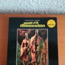 Coleccionismo de Revistas y Periódicos: NUEVA DIMENSIÓN NÚM. 65 ESPECIAL DE PRIMAVERA AÑO 1975 - STERANKO CIENCIA FICCIÓN SF FANTASIA. Lote 171248942