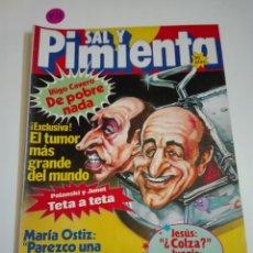 Coleccionismo de Revistas y Periódicos: REVISTA SAL Y PIMIENTA N°101. AÑO III SEPTIEMBRE 1981.. Lote 171328729