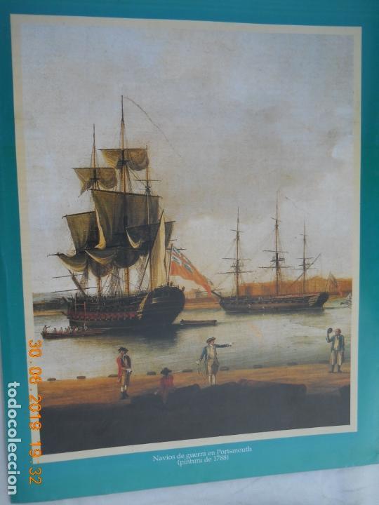 Coleccionismo de Revistas y Periódicos: NAVÍOS & VELEROS REVISTA HISTORIA MODELOS TÉCNICAS N° 79 PLANETA DeAGOSTINI - Foto 2 - 171346825