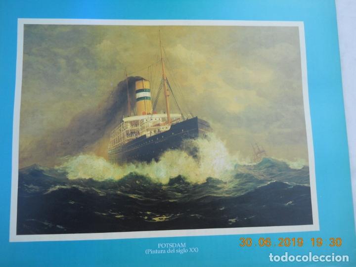 Coleccionismo de Revistas y Periódicos: NAVÍOS & VELEROS REVISTA HISTORIA MODELOS TÉCNICAS N° 69 PLANETA DeAGOSTINI - Foto 2 - 171348688
