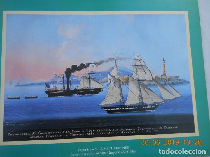 Coleccionismo de Revistas y Periódicos: NAVÍOS & VELEROS REVISTA HISTORIA MODELOS TÉCNICAS N° 51 PLANETA DeAGOSTINI - Foto 2 - 171349979