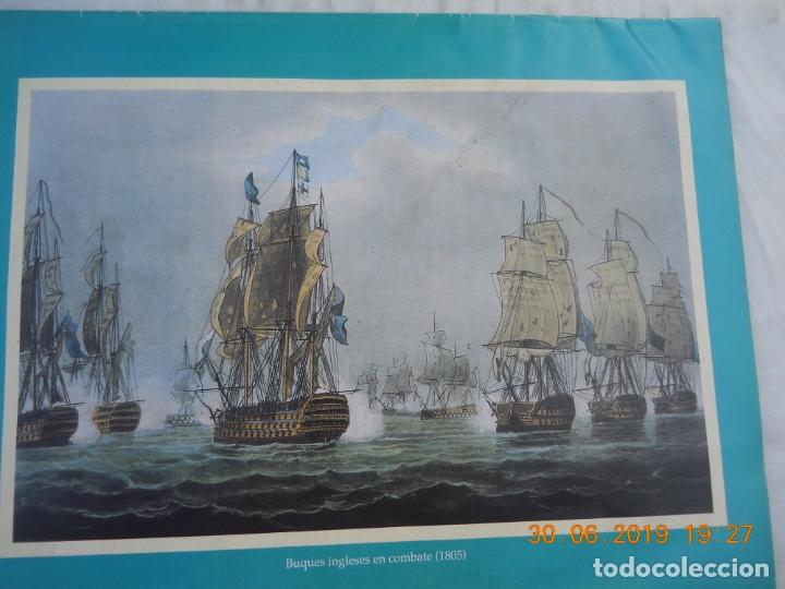 Coleccionismo de Revistas y Periódicos: NAVÍOS & VELEROS REVISTA HISTORIA MODELOS TÉCNICAS N° 48 PLANETA DeAGOSTINI - Foto 2 - 171350379