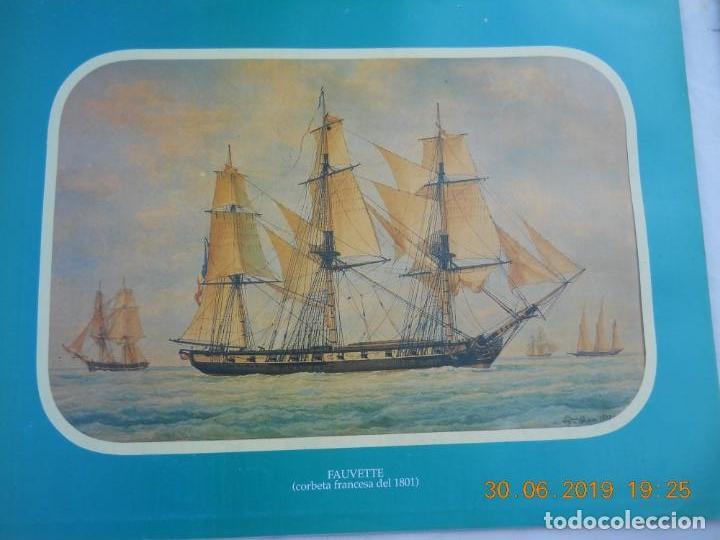 Coleccionismo de Revistas y Periódicos: NAVÍOS & VELEROS REVISTA HISTORIA MODELOS TÉCNICAS N° 38 PLANETA DeAGOSTINI - Foto 2 - 171352057