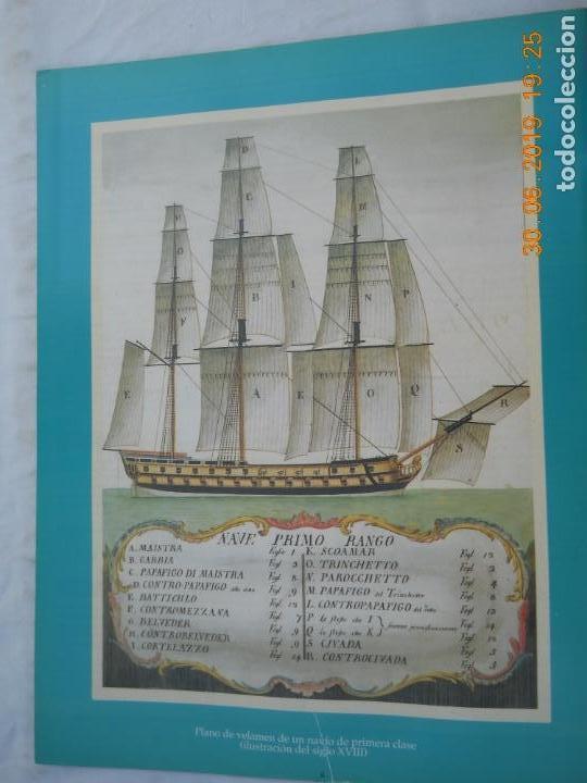 Coleccionismo de Revistas y Periódicos: NAVÍOS & VELEROS REVISTA HISTORIA MODELOS TÉCNICAS N° 37 PLANETA DeAGOSTINI - Foto 2 - 171352164