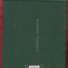 Coleccionismo de Revistas y Periódicos: MODELISMO FERROVIARIO CARTILLA ILUSTRADA ED. NUEVA LENTE RE58.. Lote 171404855