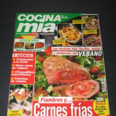 Coleccionismo de Revistas y Periódicos: MIA COCINA NÚM. 30 - VERANO 1997 - 90 PÁG.. Lote 171431884