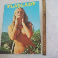 Coleccionismo de Revistas y Periódicos: REVISTA ERÓTICA PLAY LADY, PLAYLADY Nº 26 SUSANA ESTRADA, SILVIA MONTI, FEDRA LORENTE, ANNIK BOREL. Lote 171469563