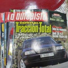 Coleccionismo de Revistas y Periódicos: REVISTAS AUTOPISTA( LOTE 20). Lote 171478578