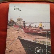 Coleccionismo de Revistas y Periódicos: RITA_REDFUNDAMENTOS 11 (PUBLICACIÓN ASOCIADA A LAS ESCUELAS DE ARQUITECTURA DE ESPAÑA E IBEROAMÉRICA. Lote 171505743