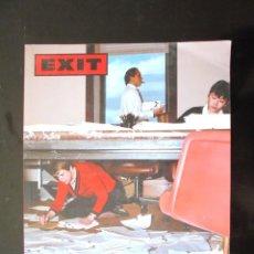 Coleccionismo de Revistas y Periódicos: EXIT, IMAGEN Y CULTURA, REVISTA. TRABAJANDO / WORKING NÚM. 12 OLIVARES Y ASOCIADOS 2003-2004. Lote 171510709