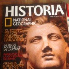 Coleccionismo de Revistas y Periódicos: REVISTA HISTORIA NATIONAL GEOGRAPHIC N° 10 ALEJANDRO MAGNO. Lote 171518564
