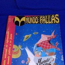 Coleccionismo de Revistas y Periódicos: MUNDO FALLAS 1992- NUMERO 3. Lote 171638693