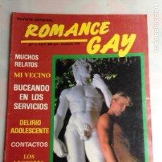 Coleccionismo de Revistas y Periódicos: ROMANCE GAY Nº 3 - REVISTA GAY AÑOS 90. Lote 171686865