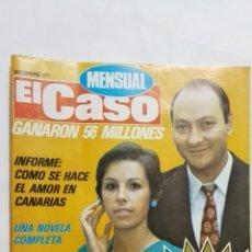 Coleccionismo de Revistas y Periódicos: REVISTA MENSUAL EL CASO, SEPTIEMBRE 1977. Lote 171689608