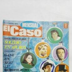 Coleccionismo de Revistas y Periódicos: REVISTA MENSUAL EL CASO, DICIEMBRE 1978. Lote 171689663