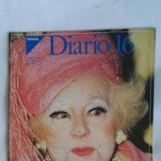 Coleccionismo de Revistas y Periódicos: DIARIO 16 SEMANAL MAYO 1988. Lote 171718680