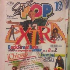 Coleccionismo de Revistas y Periódicos: SÚPER POP REVISTA. Lote 171773235