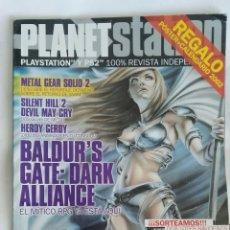 Coleccionismo de Revistas y Periódicos: PLANET STATION N° 38 PS1 PS2 DEVIL MAY CRY. Lote 171776253