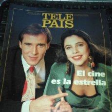 Coleccionismo de Revistas y Periódicos: TP TELE PAIS TELEPAIS 1991 REVISTA SUPLEMENTO - MARIBEL VERDU FENANDO GUILLEN .... Lote 171818199