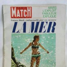 Coleccionismo de Revistas y Periódicos: PARIS MATCH N° 850 1965. Lote 171946108