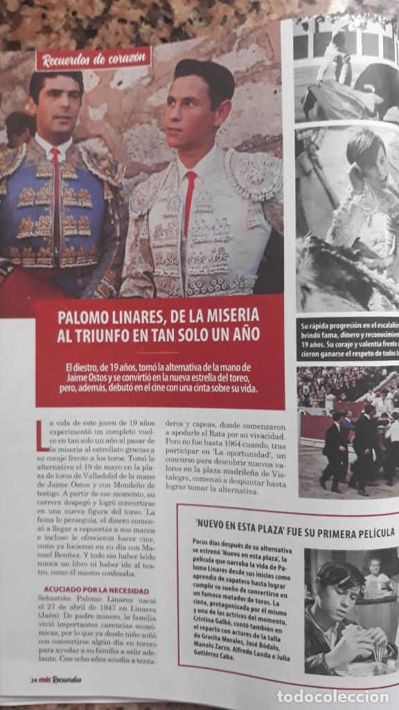 PALOMO LINARES (Coleccionismo - Revistas y Periódicos Modernos (a partir de 1.940) - Otros)