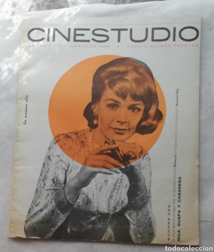 REVISTA CINESTUDIO N 31 MARZO DE 1965 (Coleccionismo - Revistas y Periódicos Modernos (a partir de 1.940) - Otros)