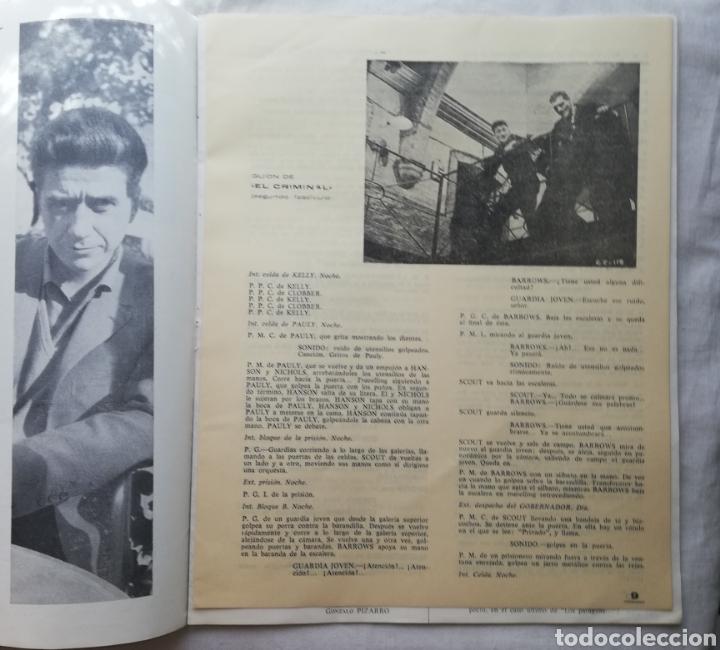 Coleccionismo de Revistas y Periódicos: Revista Cinestudio n 31 Marzo de 1965 - Foto 4 - 171992533