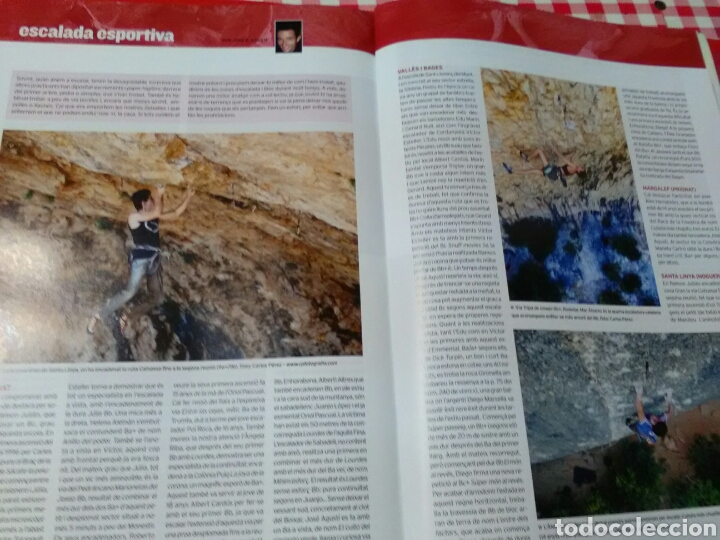 Coleccionismo de Revistas y Periódicos: Revista VÈRTEX Novembre - N° Desembre 2012 .Federació d Entitats Excursionistes de Catalunya. 80 pp - Foto 4 - 172016560