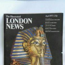 Coleccionismo de Revistas y Periódicos: THE ILLUSTRATED LONDON NEWS APRIL 1972. Lote 172030738