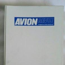 Coleccionismo de Revistas y Periódicos: AVION REVUE 1992. Lote 172032242