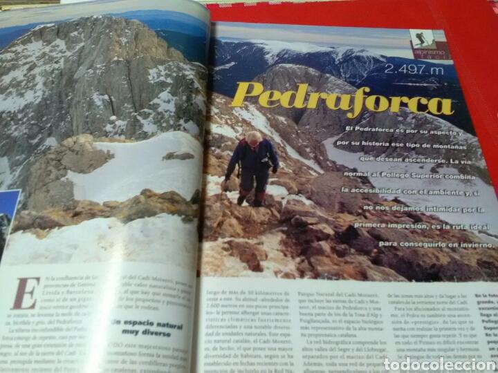 Coleccionismo de Revistas y Periódicos: Revista GRANDES ESPACIOS .Naturaleza activa ,N° 52 . Enero 2001 - 88 pp - Foto 3 - 172056562