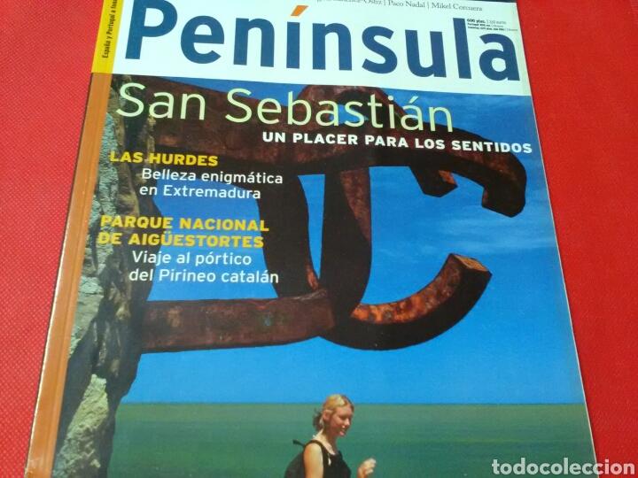 REVISTA PENÍNSULA N° 27 SEPTIEMBRE 2000 - 130 PP (+O -) (Coleccionismo - Revistas y Periódicos Modernos (a partir de 1.940) - Otros)