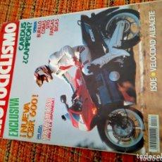 Coleccionismo de Revistas y Periódicos: REVISTA MOTOCICLISMO 1990. Lote 172164615