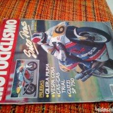Coleccionismo de Revistas y Periódicos: REVISTA MOTOCICLISMO 1990. Lote 172166312