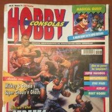 Coleccionismo de Revistas y Periódicos: HOBBY CONSOLAS Nº 17. Lote 172181290