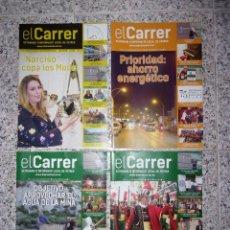 Coleccionismo de Revistas y Periódicos: EL CARRER - PETRER.. Lote 172231685
