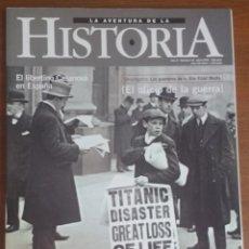 Coleccionismo de Revistas y Periódicos: LA AVENTURA DE LA HISTORIA. Nº 18. ABRIL 2000. Lote 172251058