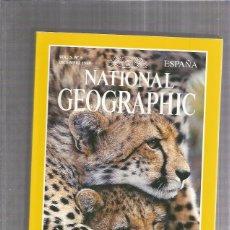 Coleccionismo de Revistas y Periódicos: NATIONAL GEOGRAPHIC 6 AÑO 1999. Lote 172270979