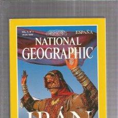 Coleccionismo de Revistas y Periódicos: NATIONAL GEOGRAPHIC 1 AÑO 1999. Lote 172271290