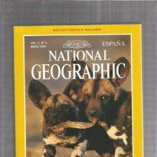 Coleccionismo de Revistas y Periódicos: NATIONAL GEOGRAPHIC 5 AÑO 1999. Lote 172271868