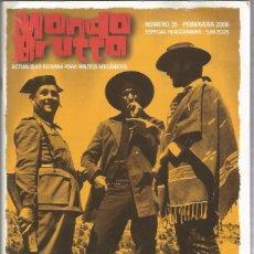 Coleccionismo de Revistas y Periódicos: MONDO BRUTTO 35. Lote 172275429