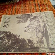 Coleccionismo de Revistas y Periódicos: ABC 1964. Lote 172351535