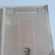 Coleccionismo de Revistas y Periódicos: MUNDO GRAFICO Nº 946 18 DE DICIEMBRE DE 1929. Lote 172362239