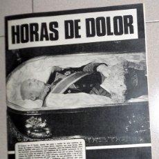 Coleccionismo de Revistas y Periódicos: DIARIO PERIÓDICO ARRIBA MUERTE FRANCO 21 NOVIEMBRE 1975 - FALANGE ESPAÑOLA. Lote 172580939