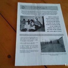 Coleccionismo de Revistas y Periódicos: BOLETÍN REVISTA SUKRAN OJE DE BURGOS MAYO 2004 ORGANIZACIÓN JUVENIL ESPAÑOLA . Lote 172651515