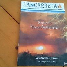 Coleccionismo de Revistas y Periódicos: BOLETÍN REVISTA LA CARRETA OJE MADRID N 5 - 2003 ORGANIZACIÓN JUVENIL ESPAÑOLA . Lote 172652202