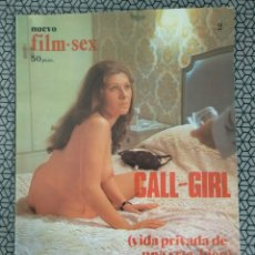 Coleccionismo de Revistas y Periódicos: REVISTA NUEVO FILM SEX 1977. Lote 172699922
